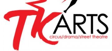TK Arts Logo
