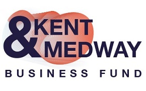 Logo of the Kent and Medway Business Fund