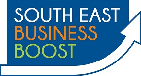 Logo of the South East Business Boost scheme.